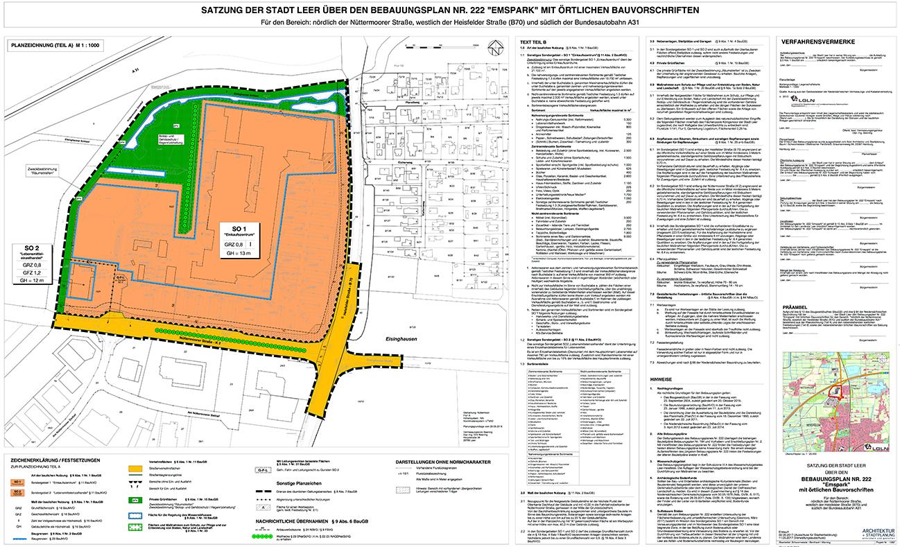 Bebauungsplan Schwerin